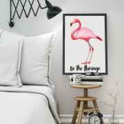 Be-the-flamingo