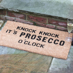 original_knock-knock-it-s-prosecco-o-clock-doormat