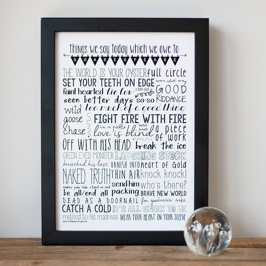 Personalised gifts for teachers